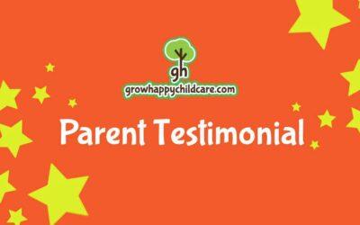 Parent Testimonial 12