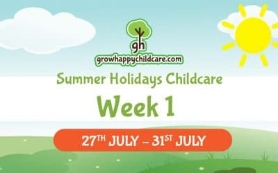 Summer Holidays Childcare – Week One