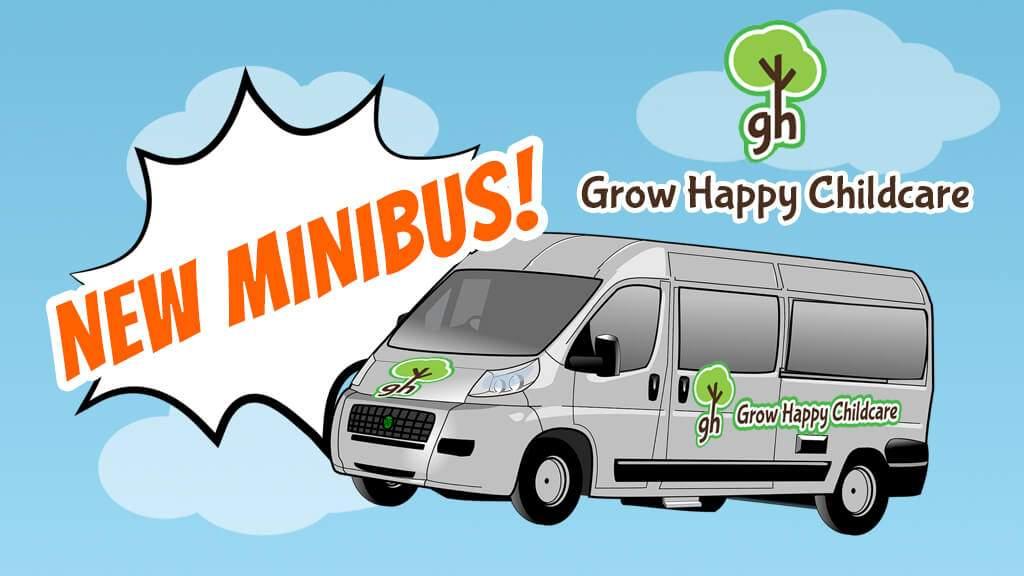 New minibus for September 2021!